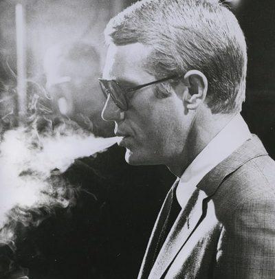 Eisele Gallery - Steve McQueen on set of 'Love With A Proper Stranger', 1963